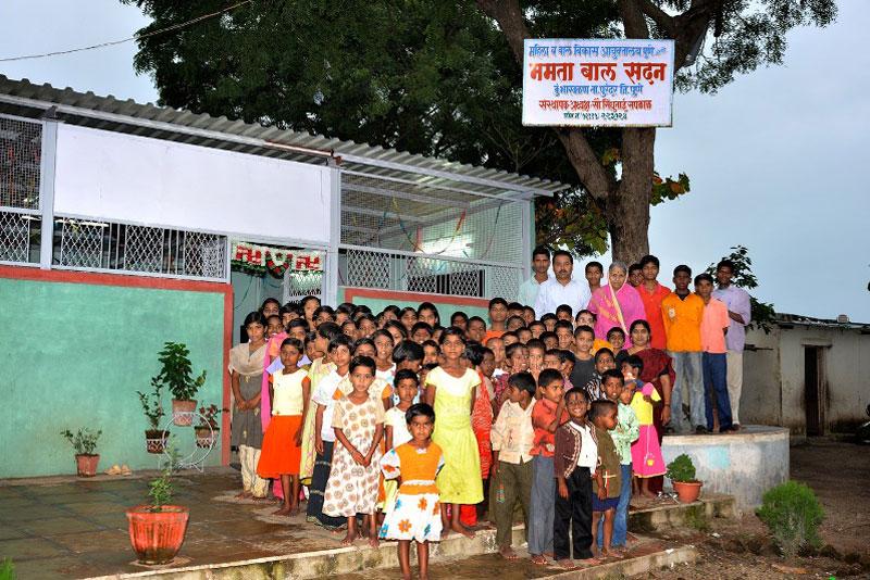 Mamata Bal Sadan Saswad, Pune | Sindhutail Sapkal